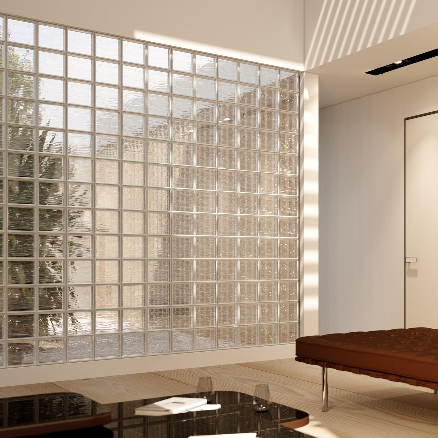 Block de vidrio